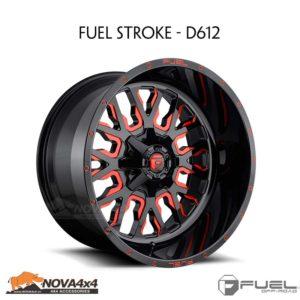 mâm fuel stroke