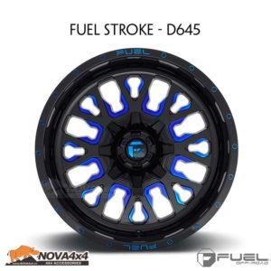 fuel stroke