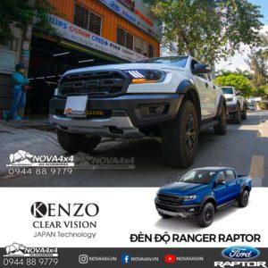 mẫu đèn độ Ranger Raptor