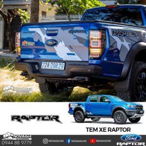 Tem Raptor