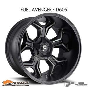 Fuel Avenger