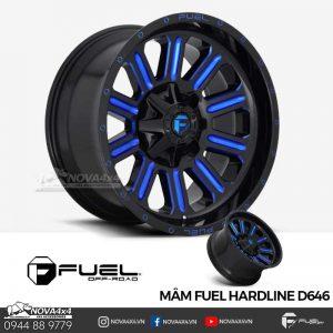 Mâm Fuel D646