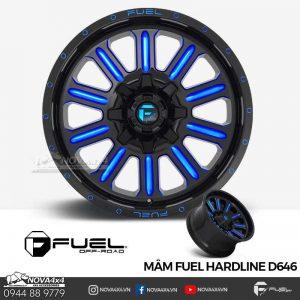 Mâm Fuel Hardline D646