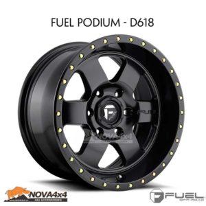 Fuel D618