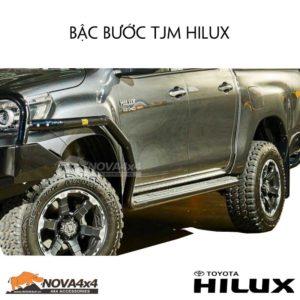 Bậc bước Toyota Hilux
