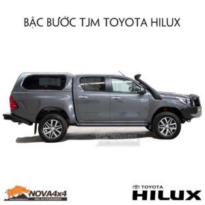 bậc bước TJM cho Toyota Hilux
