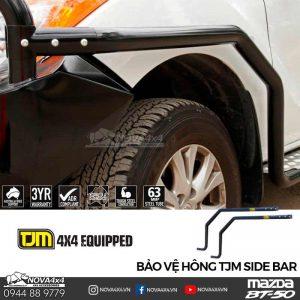 bảo vệ hông Mazda BT50