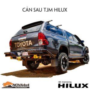 cản sau TJM cho Toyota Hilux