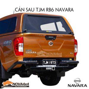 cản sau Nissan Navara