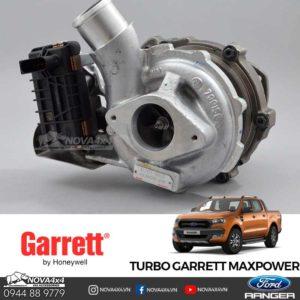 độ Turbo cho Ford Ranger