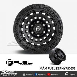 Fuel Zephyr 17 inch