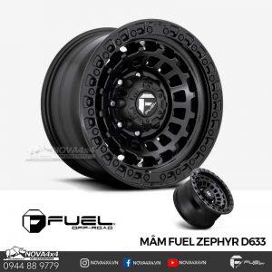 Mâm Fuel Zephyr