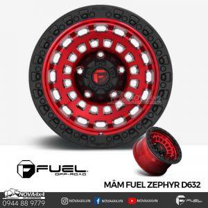 Mâm độ Fuel D632 20