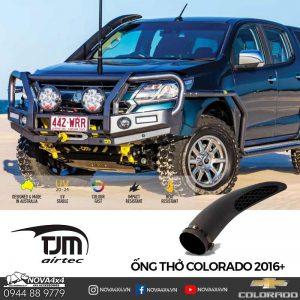 ống thở TJM cho Colorado