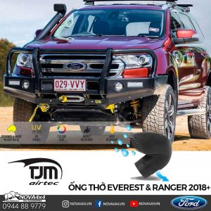 ống thở Ford Everest