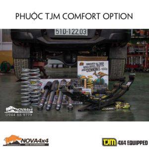 Bộ Phuộc TJM XGS Comfort Option cho Chevrolet Colorado và Isuzu DMax