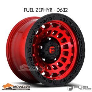 Fuel D632