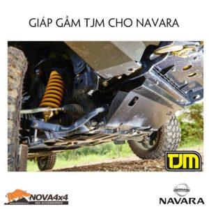 giáp gầm Navara