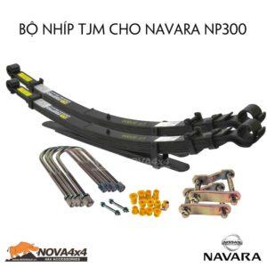 Nhíp TJM cho Nissan Navara