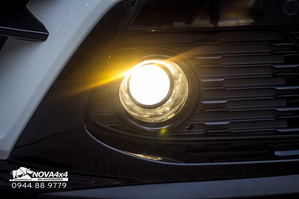 Độ Bi Gầm tăng sáng cho Cerato