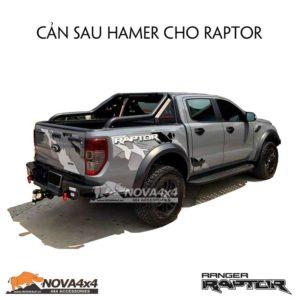 Cản sau Hamer cho Ranger Raptor