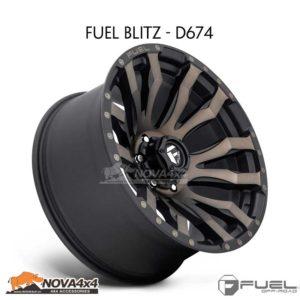 mâm Fuel D674