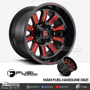 Fuel Hardline D621