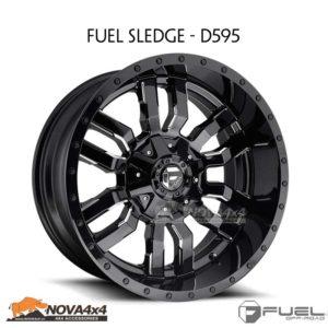 Mâm Fuel Sledge D595