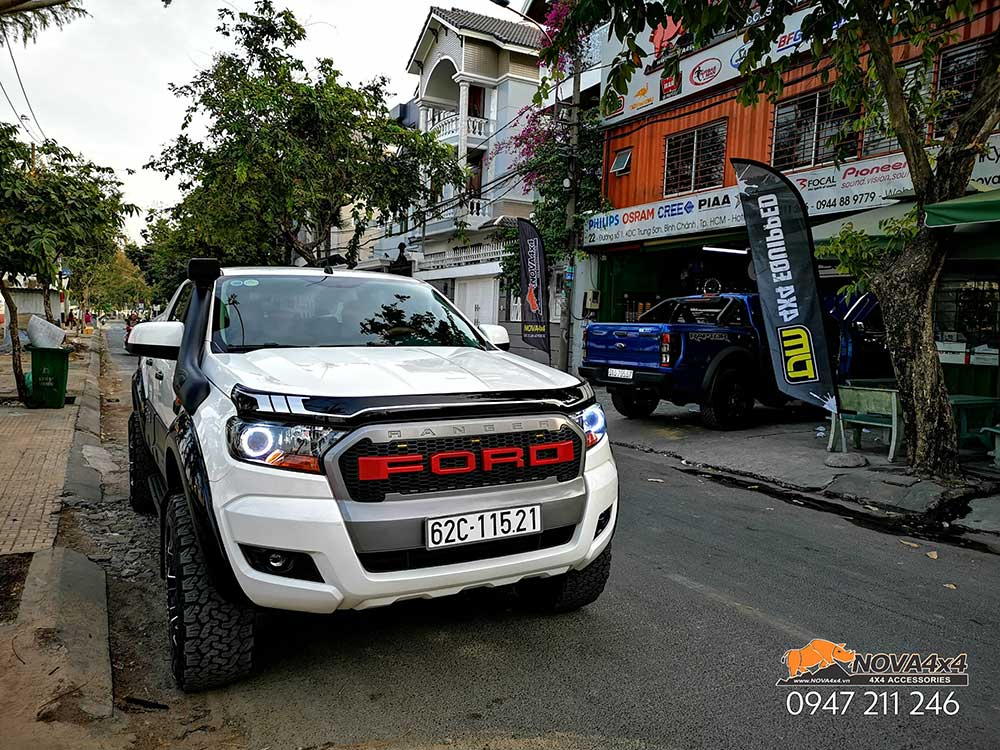 Ranger XLS độ Adventure