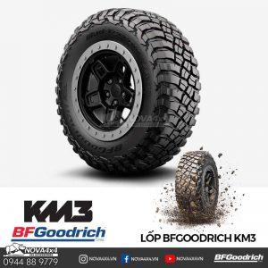 lốp BFGoodrich KM3