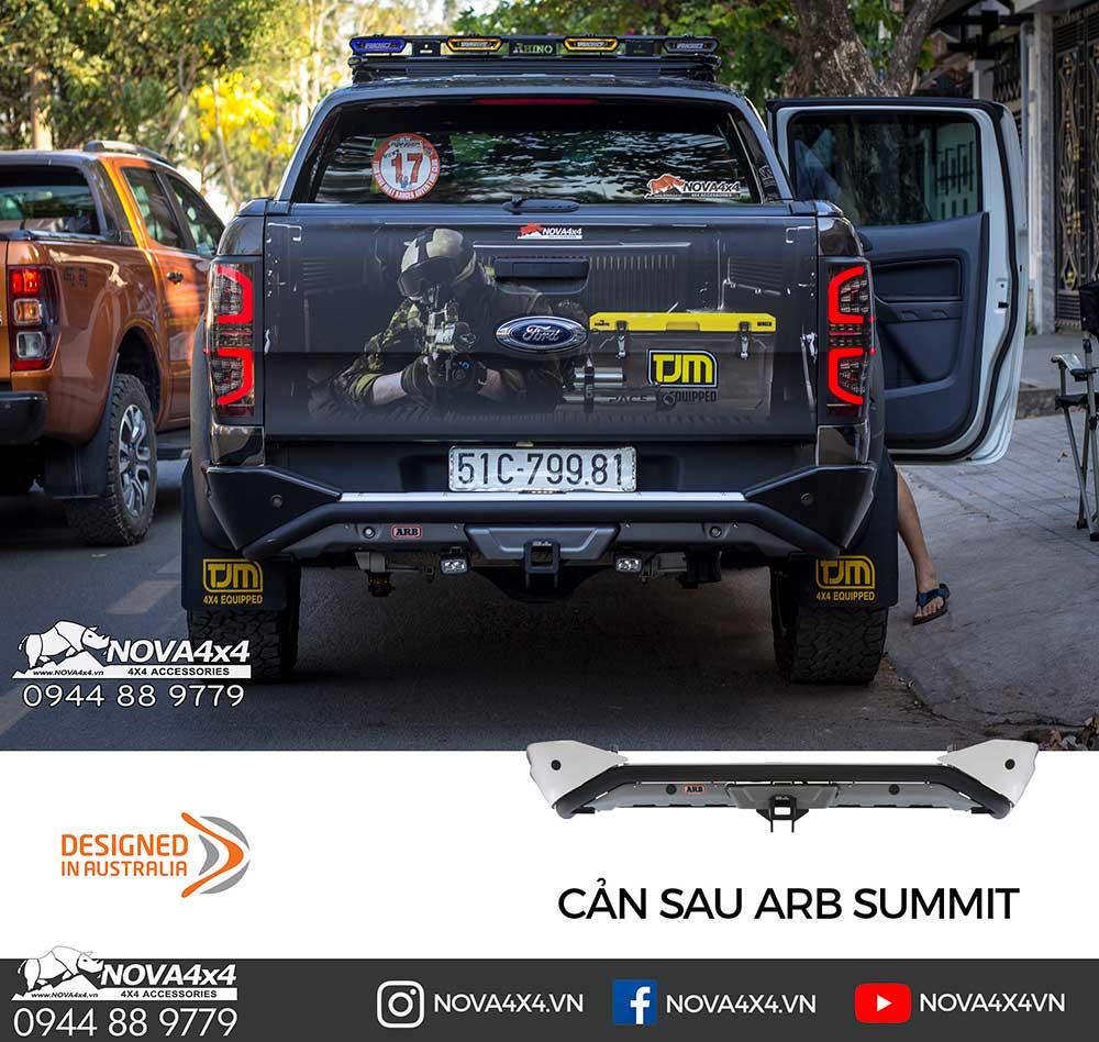 Cản sau ARB Summit từ Australia, với giá bán 35,500,000 VNĐ