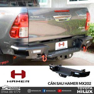 cản Hamer cho Toyota Hilux