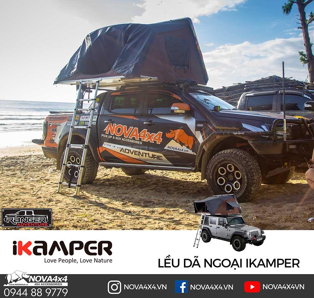 Lều iKamper đa năng thương hiệu Hoa Kỳ