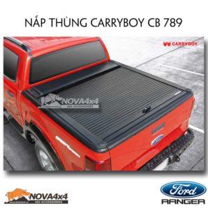 Nắp thùng cuộn Carryboy cho bán tải Ford Ranger