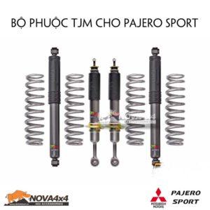 Giảm xóc Pajero Sport
