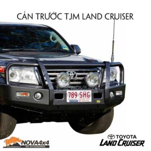 Cản trước Land Cruiser - TJM Ouback T13