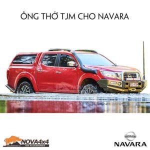 ống thở TJM Airtec cho Nissan Navara