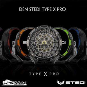 Đèn Led tròn STEDI Type X Pro