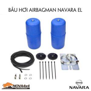 bầu hơi Nissan Navara EL