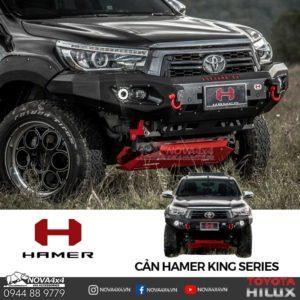 cản trước Toyota Hilux