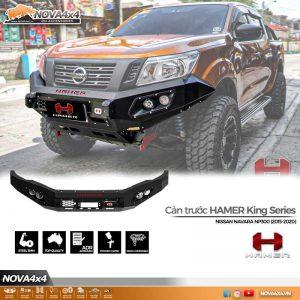 cản trước Nissan Navara