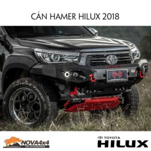 cản trước Hilux 2018