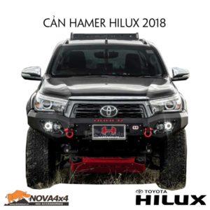 cản trước Hamer Hilux 2018