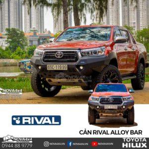 cản trước Rival cho Hilux 2018