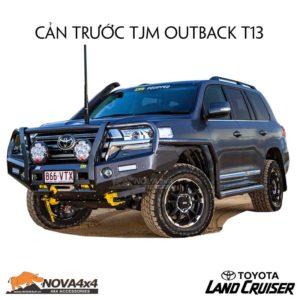 Cản TJM Outback cho Land 200