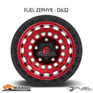 Fuel Zephyr D632 18 inch