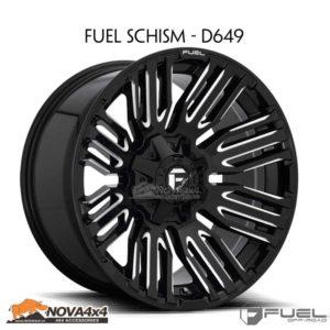 Fuel Schism D649