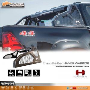 Thanh thể thao Hamer Warrior