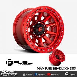 Fuel Beadlock D113