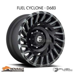 Fuel D683 Cyclone